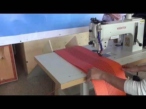 204-370 heavy lifting webbing sling sewing machine
