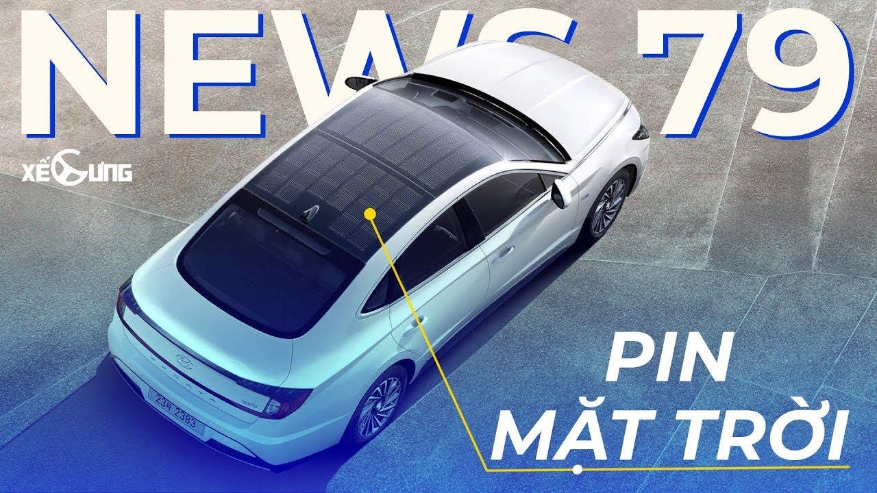 Mitsubishi Xpander: Ông vua mới nổi phân khúc MPV 7 chỗ? – Hyundai Sonata chạy bằng pin mặt trời…