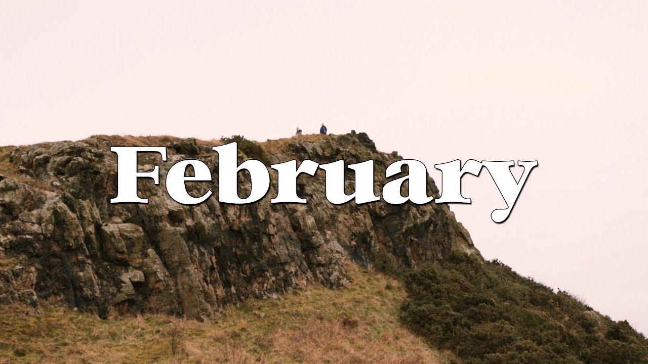 SCOTLAND DIARY PART 1 (FEBRUARY) - Edinburgh & Cycle Route  #Edinburgh #Cycleroute