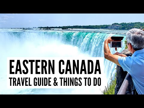 Eastern Canada Travel Guide - Tour the World TV