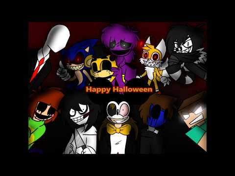 Happy Halloween...(Lower down the volume and read description)