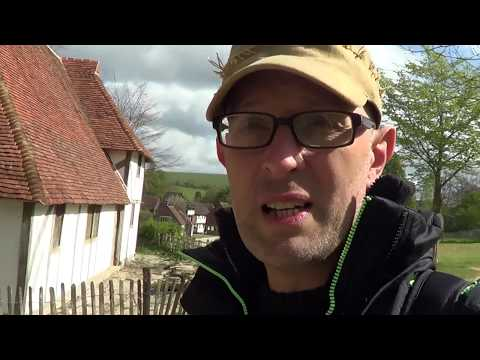 Historical Buildings: Weald & Downland Museum with the Eastons - Part 1