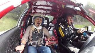 First time in a rally car HD