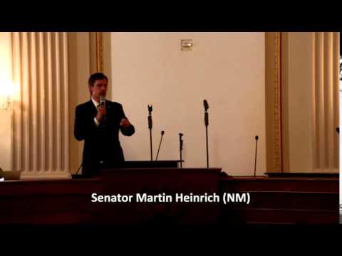 Expo 2015: Senator Martin Heinrich (NM)