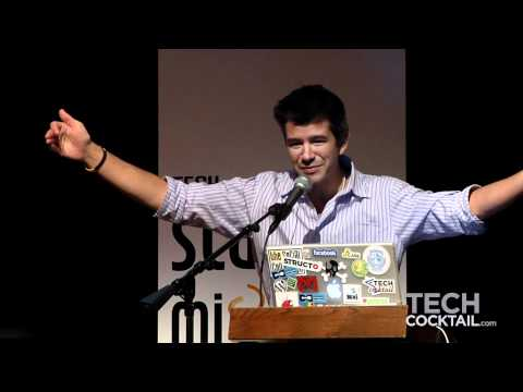 Travis Kalanick Startup Lessons from the Jam Pad - Tech Cocktail Startup Mixology