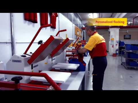 Behind the scenes: DHL eCommerce and FC Bayern's Flagship St
