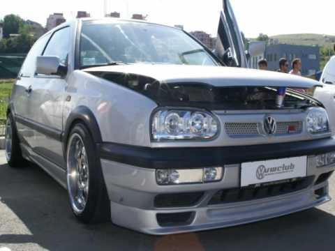 Golf3 Tuning by Zsolt - YouTube