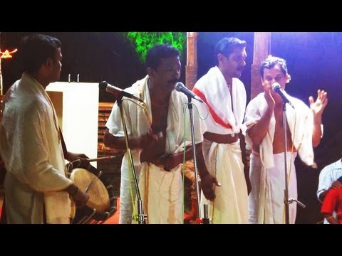 Boat songs of Kerala