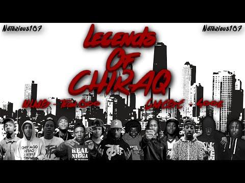 Legends Of Chiraq - Drill Mega Mix