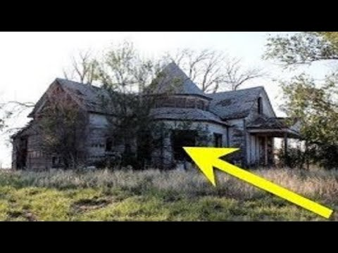 4 Top Abandoned Places in Texas