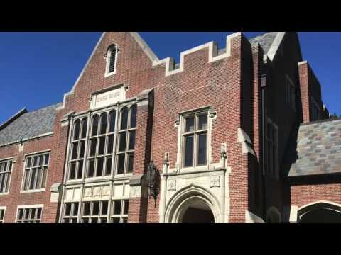 Touring Wittenberg University