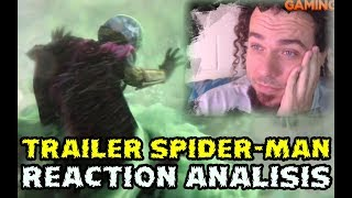SPIDER-MAN: FAR FROM HOME – International Teaser Trailer REACTION Y ANALISIS