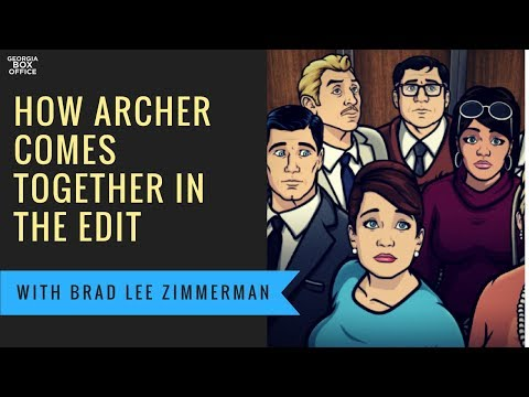 How Archer Gets Edited