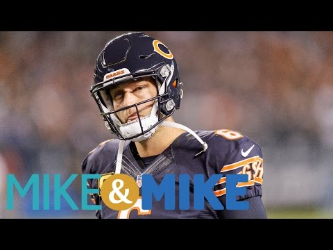 Jay Cutler Agrees To Deal As FOX Commentator | Mike & Mike | ESPN