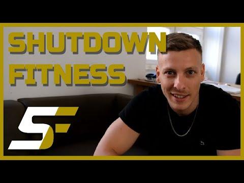 Shutdown Fitness by Felix Lobrecht