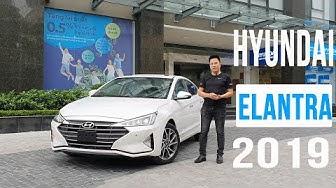 Soi nhanh Hyundai Elantra 2.0 2019 giá 699 triệu có gì HOT???