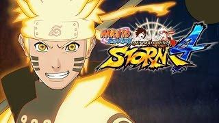 Naruto Shippuden: Ultimate Ninja Storm 4 All Cutscenes (Game Movie) 1080p HD