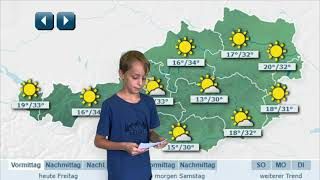 Weather report Jakob