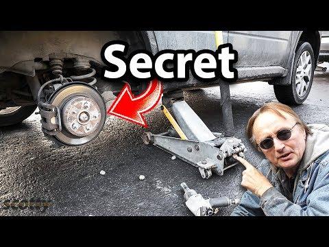 Cara Mengubah Mobil 2WD Menjadi Mobil 4WD