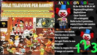 I Sanremini - Sigle Televisive per bambini Vol.3