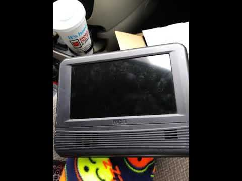 Madden's Electronics - RCA Mobile DVD System