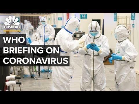 World Health Organization holds news conference on coronavirus outbreak – 2/12/2020