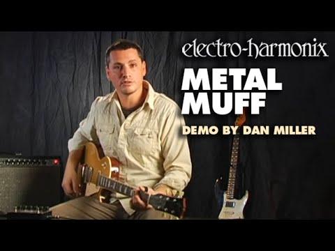 Metal Muff - Demo by Dan Miller - Distortion with Top Boost