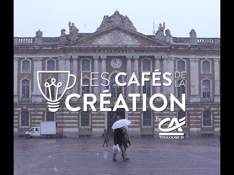 Café de la création du Crédit Agricole Toulouse 31
