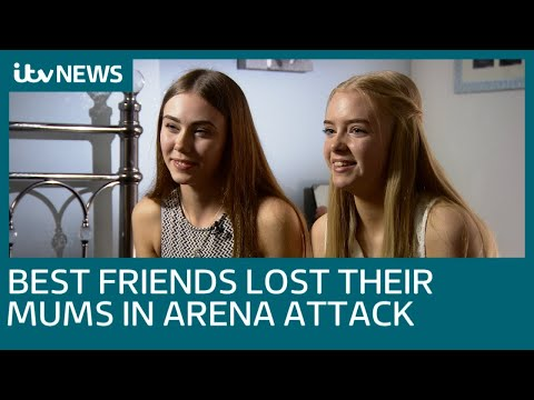 Best friends who lost their mums in Manchester Arena attack speak for the first time | ITV News Mp3