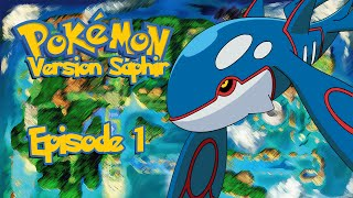 Pokémon Version Saphir - Random Nuzlock #01