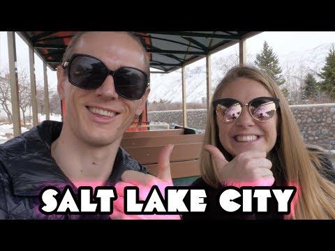 4 Local Spots in Salt Lake City Utah - USA Road Trip