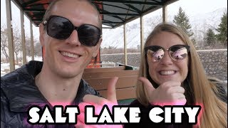 4 Local Spots in Salt Lake City Utah - USA Road Trip