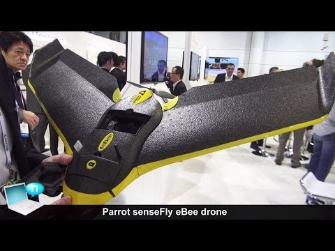 Parrot SenseFly eBee (UAV) drone