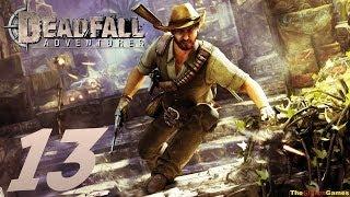 Прохождение Deadfall Adventures [HD] - Часть 13 (Месть Генерала Кошкина)