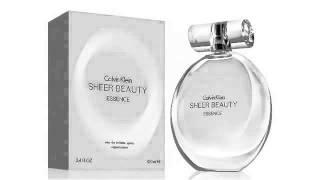 Calvin Klein Sheer Beauty Essence Perfume