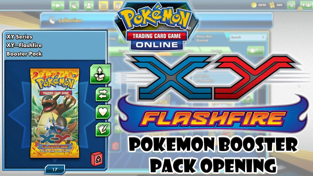 15 Flashfire Booster Pack Opening
