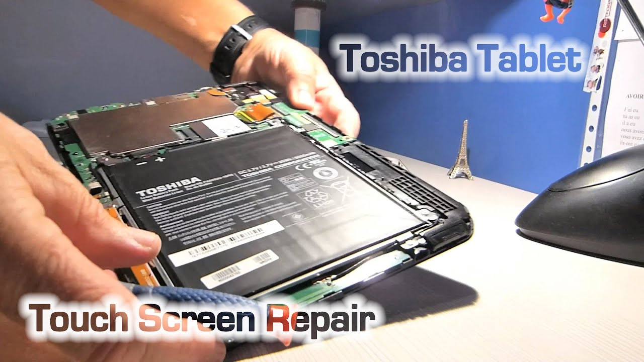Toshiba tablet screen repair youtube toshiba tablet screen repair solutioingenieria Gallery