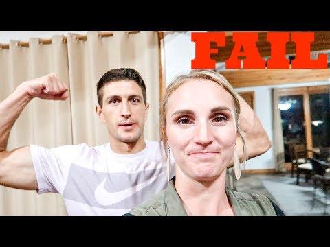 Hilarious Couples YOGA