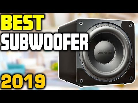 5-best-subwoofers-in-2019