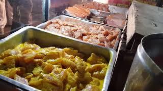 Punjabi Fried Fish Indian Street Food