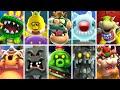 Super Mario Galaxy 1 & 2 HD - All Bosses (No Damage)