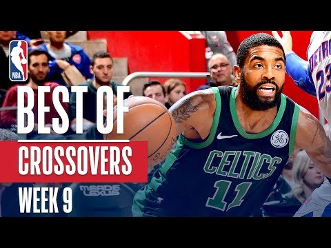 NBA's Best Crossovers | Week 9