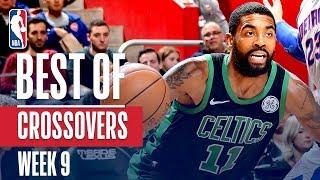 NBA's Best Crossovers | Week 9
