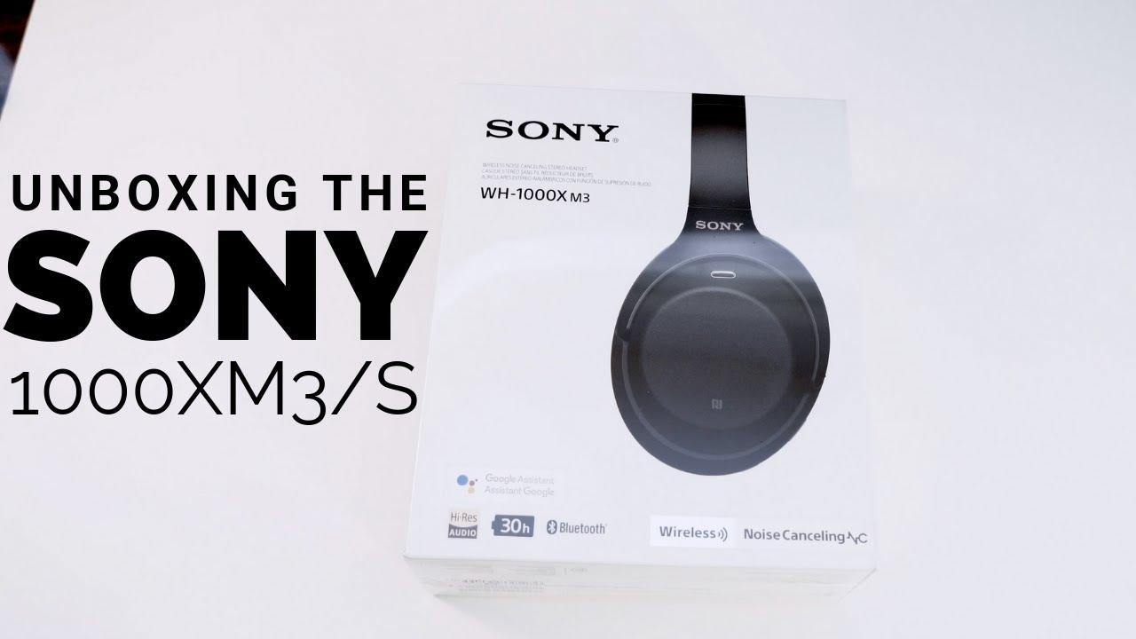 c1905cbe60f #1000XM3 #Unboxing #sonyheadphones