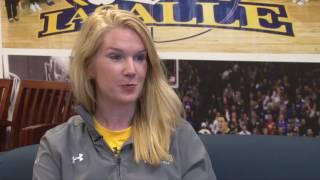 La Salle Volleyball Set on Success this Season
