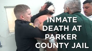 Inmate death at Parker County Jail