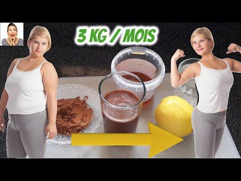 Perdre Jusqu'à 3 Kg Par Mois Avec Le Citron Et La Cannelle Et Le Miel
