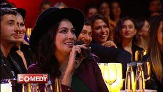 Comedy club - Камеди клаб выпуск от 22.11.2019 Самбурская поет шансон