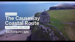 Discover the Causeway Coastal Route.