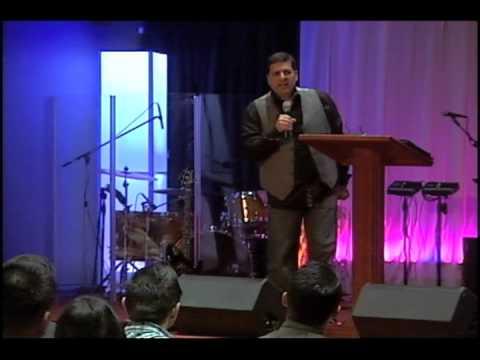 Profeta Hank Kunneman Congreso FAP 2012 Parte  #2